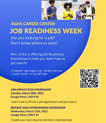 Job Readiness Day
