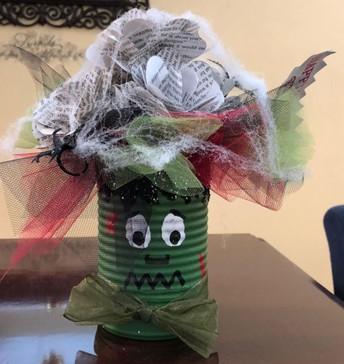 Cutest Halloween arrangement ever.