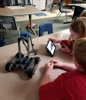 Robot toys in Science