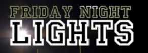 Third-Fifth grade students are invited to Friday Night Lights March 6 and March 27 from 4pm-6 pm for STAAR Prep!  Permission Slip must be on file.