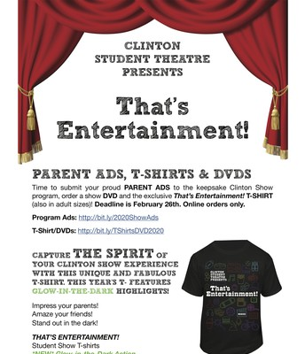 Clinton Student Theater!