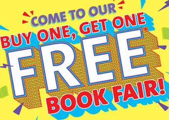 Spring Book Fair - BOGO Time!