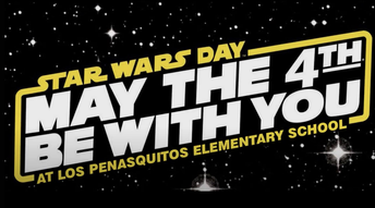"""May the 4th"" Be With Our Teachers!"