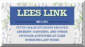 LEES Link May 14, 2021