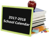 Jefferson County District Calendar