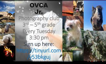Junior Photography Club