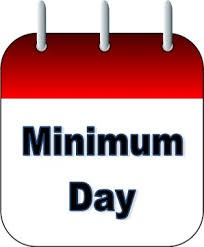 Minimum Day - Thursday September 5th