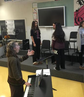 CGHS Concert Choir