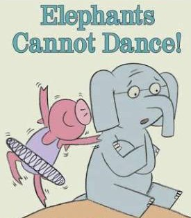 Read Aloud and Directed Drawing: Elephants Cannot Dance!