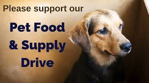 Pet Supply Drive