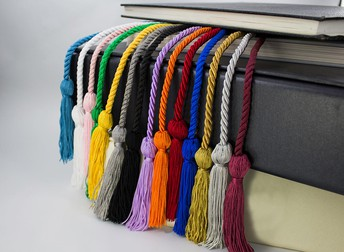 Seniors: Want to know what all those graduation honor cords and colors represent?