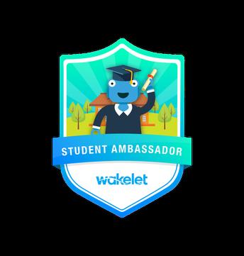 Wakelet has started a Student Ambassador Program