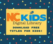 NC Digital Kids Library