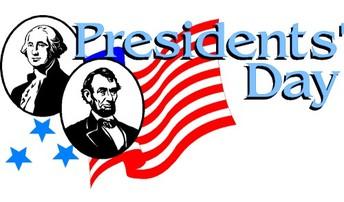 Presidents' Day- No School
