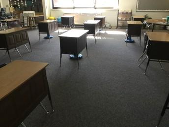 Mrs. Brown's 3rd Grade Classroom