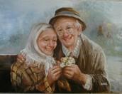 Дорогие ребята, предлагаем вам участие в акции «Книги о бабушках и дедушках»