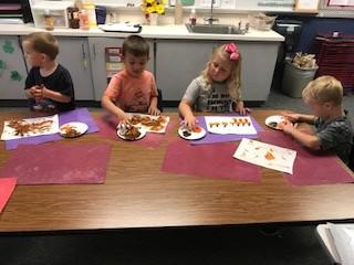 Mrs Swan's Preschool Class