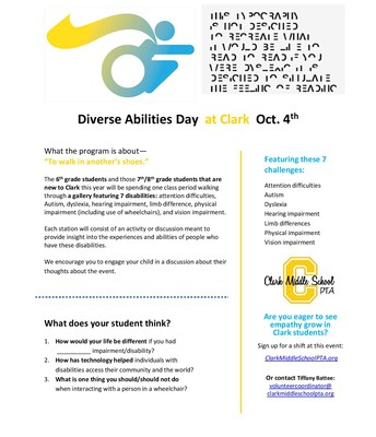 Diversabilities Day