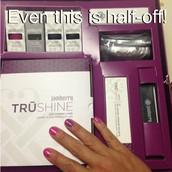 Half-Off, Even the TruShine kit!