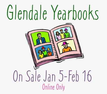 Glendale Yearbooks on Sale!