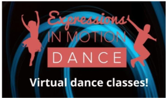 Expressions In Motion Dance | Virtual Dance Classes