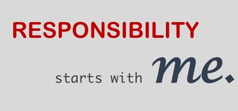 Responsibility--Our Character Pillar for April