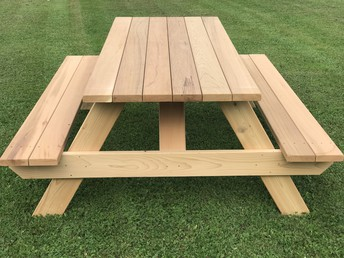 Picnic Tables (Lowes)