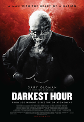 Highly Recommended Movie to See at the Holidays - Darkest Hour