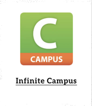 Click on Infinite Campus logo for assistance
