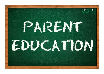 Upcoming Parent education event provided by our PTA
