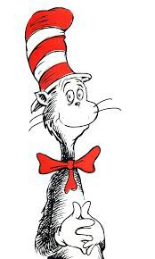 Celebrate Dr. Seuss' Birthday with us each morning 7:30-8 at the school