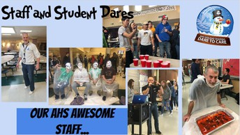 Staff and Student Dares