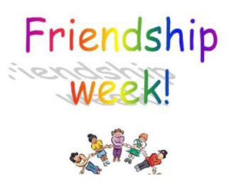 Friendship Week and World Kindness Day