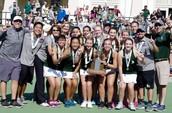 Gators of the Week:  Women's Tennis Wins Gold at State