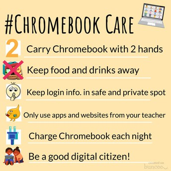Using Chromebooks at Home