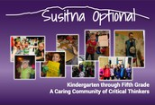 Check out our Susitna Optional Program: