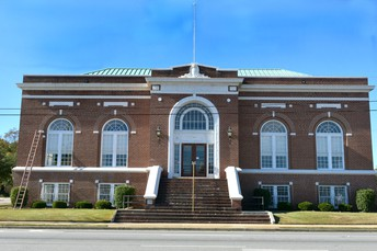 New Location (Old Florence County Library)