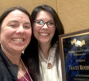MCTM Honors Ozark Math Coach