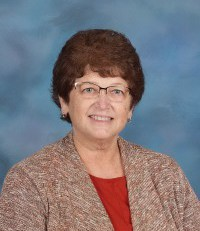 Ms. Kathy Simmons, School Bookkeeper