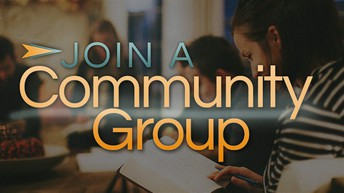 Join a Community Group!