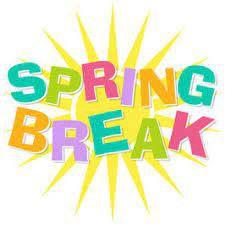 Spring Break & Wild Rose Office