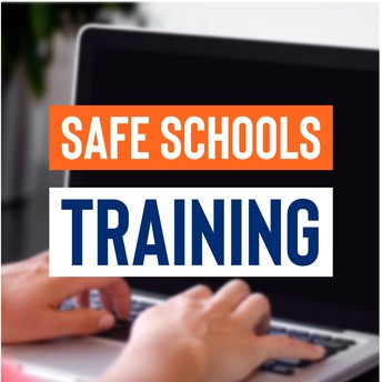 Safe Schools Training graphic