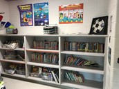 Lexile Leveled Bookshelf