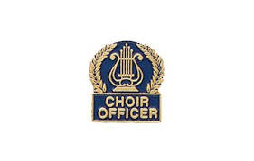Choir officer meeting Monday at 2:00