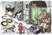 Петрополь и крокодилополь