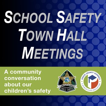 Want to provide input or get an update on school safety?