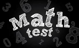 Math Final Exams This Week!