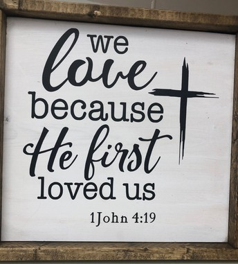 """Love First, Last, & Always"""