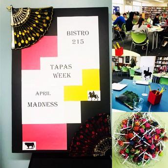 Tapas Week in April