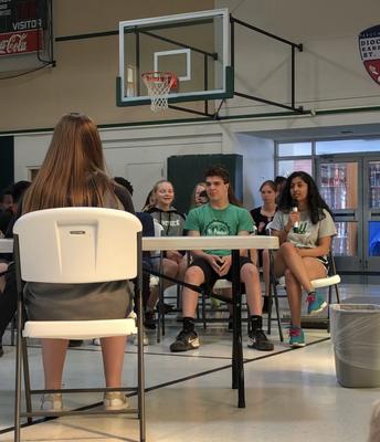 Eight Grade Actors